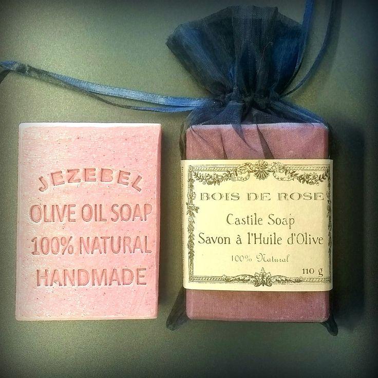 Castile Soap - Bois de Rose Soap