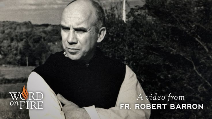 23 best bishop barron images on pinterest bishop barron catholic here is an excellent short clip about the influence of the great trappist monk thomas merton from pbs religion and ethics newsweekly fandeluxe Image collections
