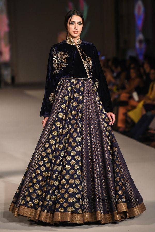 View LFW '16 Grand Finale: Rohit Bal Pics on TOI Photogallery