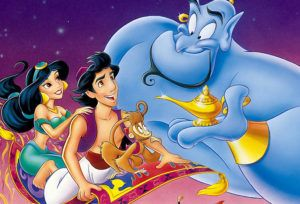 Last of the #weekly #familymovies Ropetackle Centre #Sussex is the classic 1992 #Disney #Aladdin. Always a great film