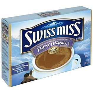Swiss Miss French Vanilla Hot Chocolate