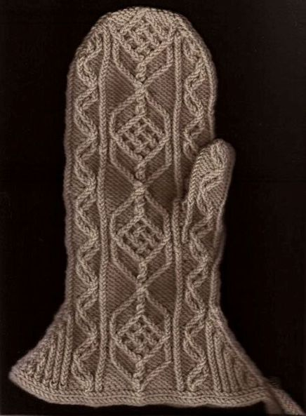 Knitting Universe Store : Introduction to strickmuster the beautiful twisted stitch