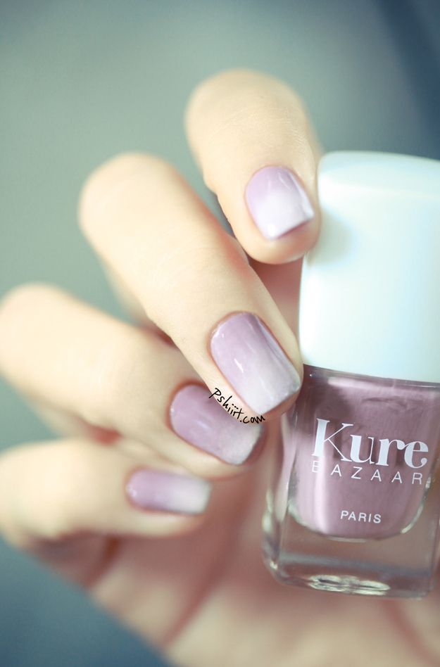 24 Delightfully Cool Ideas For Wedding Nails Bride Nails Purple
