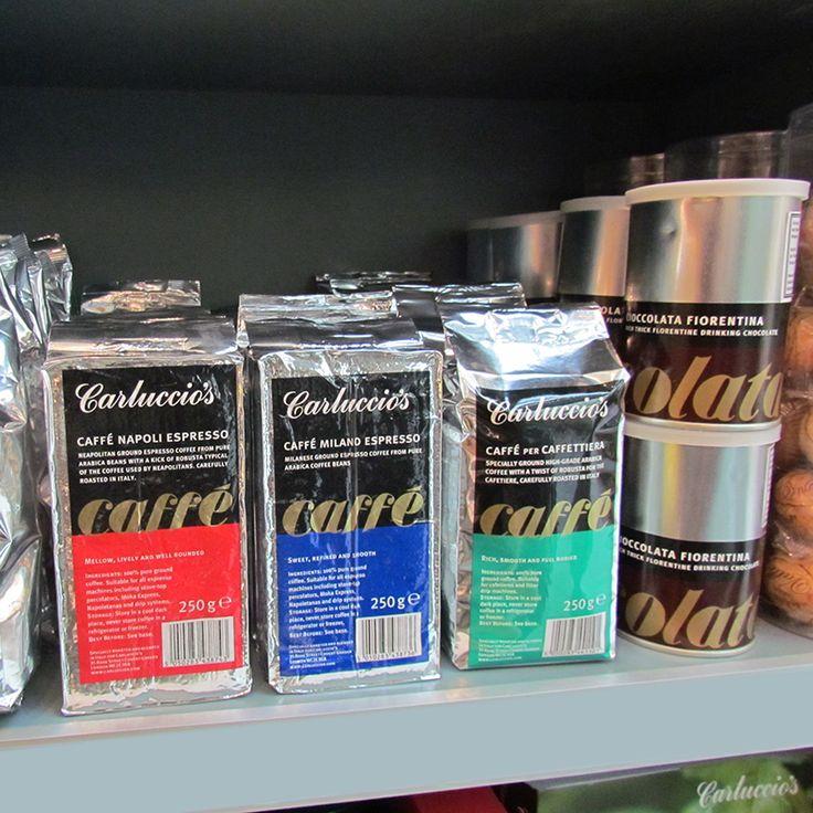 Sevdiklerinizle kahve keyfinizi paylaşın! #CarlucciosTR #italian #coffee
