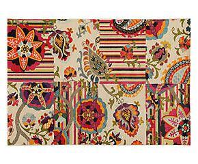Tappeto floreale Cadice - 200x300 cm