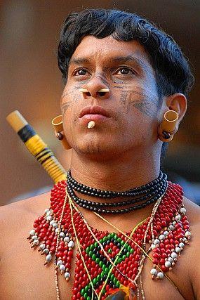 Por que os índios não têm barba?