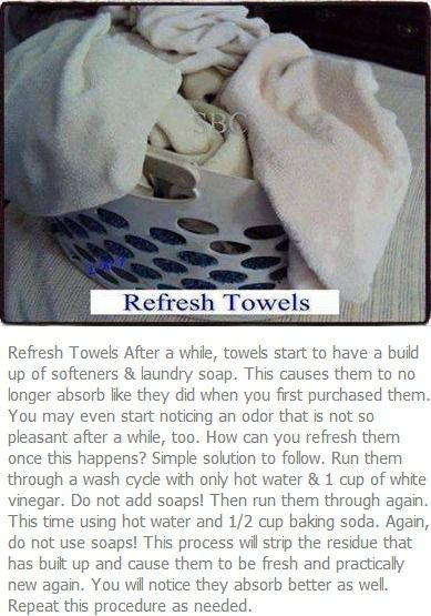 Refresh Towels