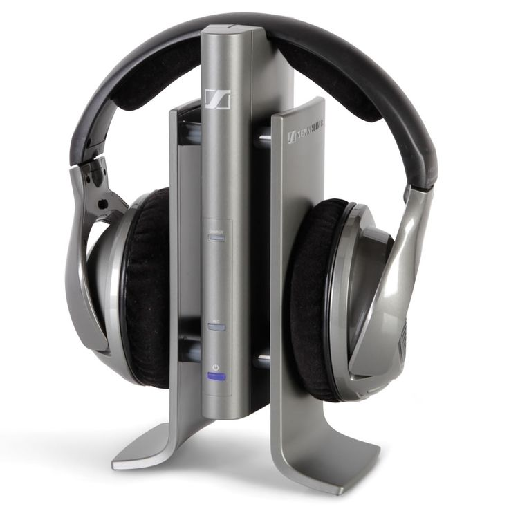 The Best TV Headphones - These wireless TV headphones earned The Best rating from the Hammacher Schlemmer Institute because they had unmatched sound quality and superior range.