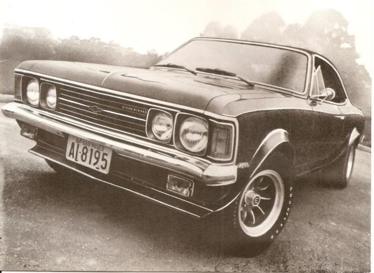 1973 Chevrolet Opala/E - Brazil