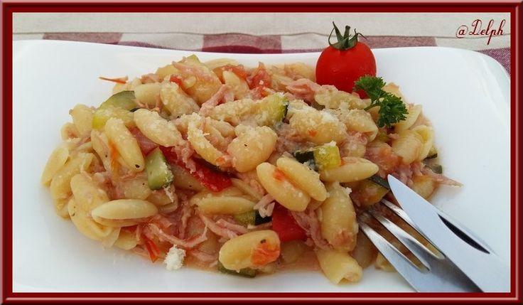 Cette recette nous vient tout droit d'Italie où un chef eu l'idée de cuisiner l'ensemble de son plat de pâtes dans un seul et unique récipient. Largement adopté aux Etats-Unis, la tendance du OnePotPasta débarque chez nous. Le One-pot permet de cuisiner...