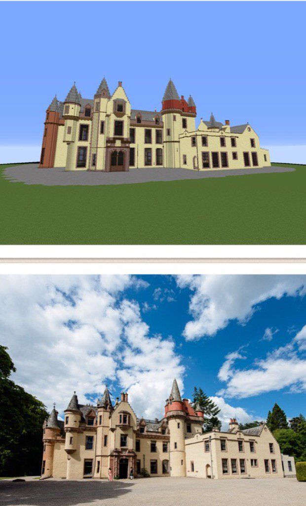 19 best my build of aldourie castle near loch ness scotland built find this pin and more on my build of aldourie castle near loch ness scotland built from blueprint in minecraft by icraftyminer malvernweather Choice Image
