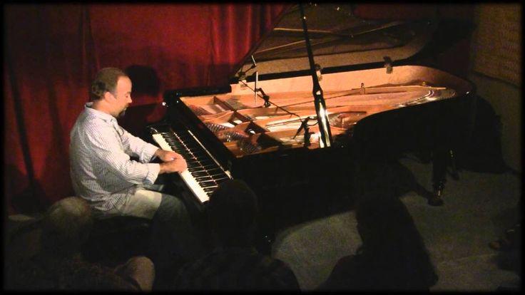 """Joe Bongiorno """"Touched"""" in concert from Piano Haven, Shigeru Kawai SK7, ..."""