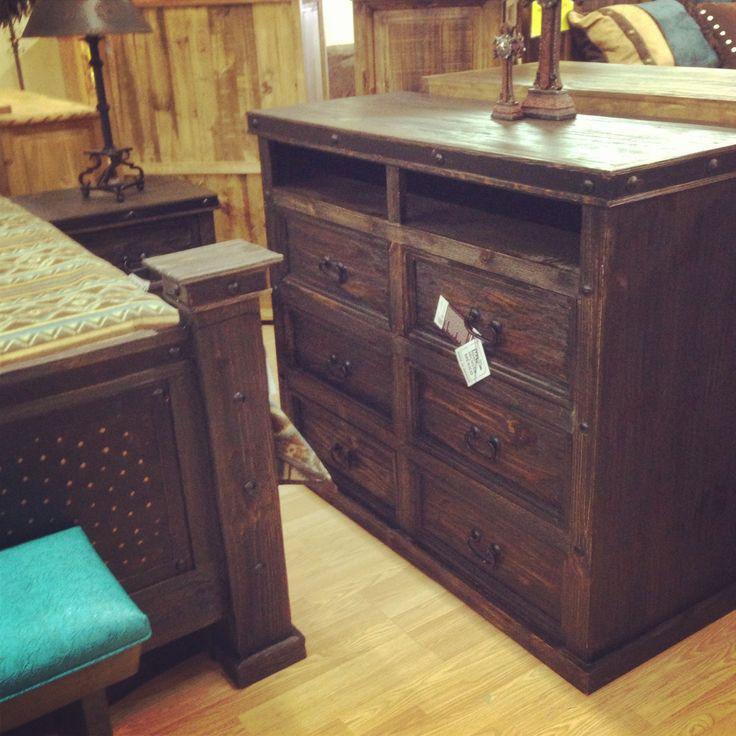 A R T Furniture Old World Estate Bedroom Set In Brown: 17 Best Images About Rustic Bedroom On Pinterest