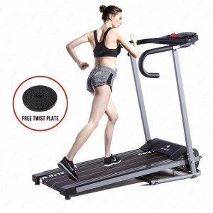 8. Fitness club 500W Electric Folding Treadmills