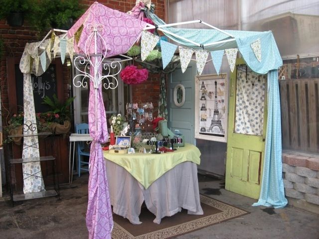 Super cute for a craft show | Decorating the Canopy | Pinterest | The old Market stalls and Shabby chic & Super cute for a craft show | Decorating the Canopy | Pinterest ...