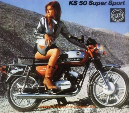 Zundapp KS50 Super Sport