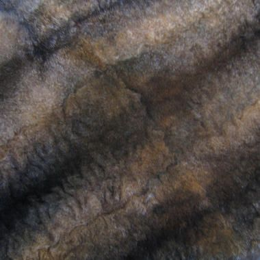 36 Skin Possum Fur Throw/Quilt