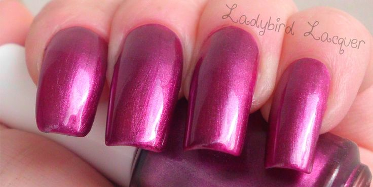 Martians Have Landed swatched by IG@ladybirdlacquer