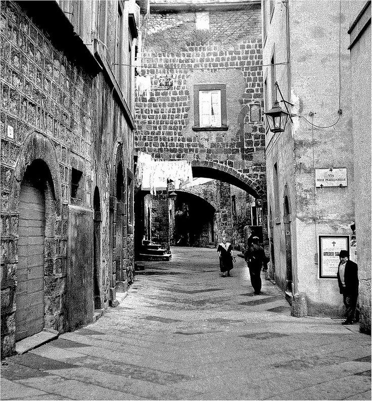 1952 - Nel paese di... Lazio    #TuscanyAgriturismoGiratola