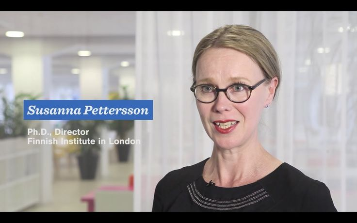 Introducing Susanna Pettersson, member of the Aalto University Board 201...