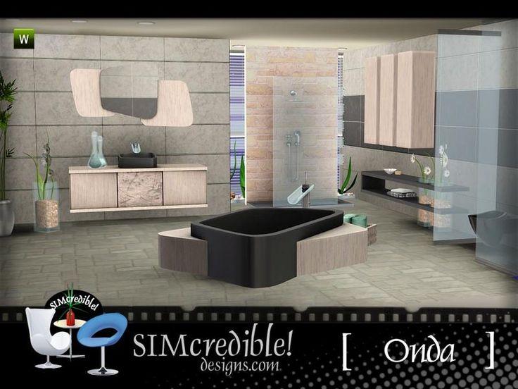 14 besten TS3 Buy Bathroom Bilder auf Pinterest | Sims 3, Kleidung ...