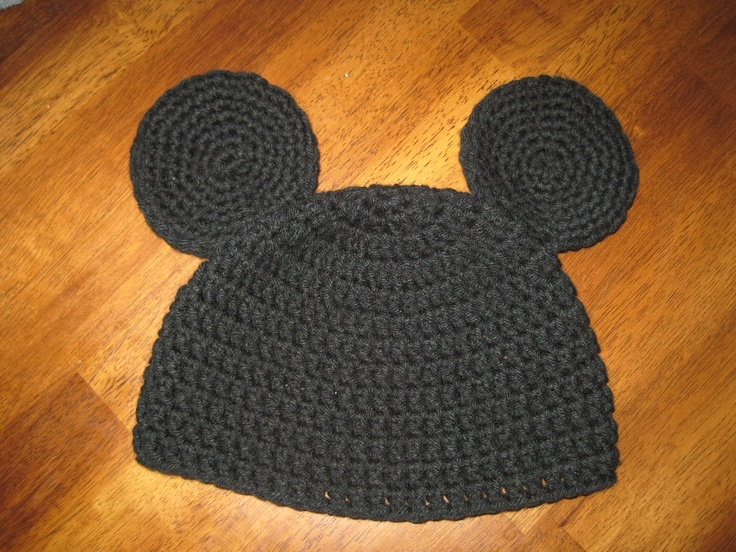 um, YES!Mouse Hats, Crochet Stuff, Crochet Mickey Mouse, Baby'S Kids, Crochet Hats, Baby Beans, Mickey Hats, 12 00, Baby Stuff