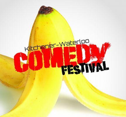 Kitchener-Waterloo Comedy Festival March 5-7, 2015 Tickets: http://www.ticketscene.ca/series/256/
