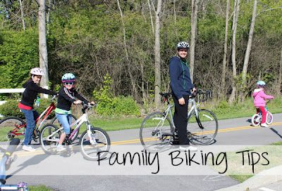 Want to take the kids on a long family bike ride? Here are some tips to ensure a successful ride! @jenilee220