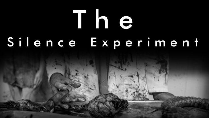 The Silence Experiment (Creepypasta) [Feat. King Spook and Zero the Killer]