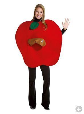 Apfel Kostüm - maskworld.com