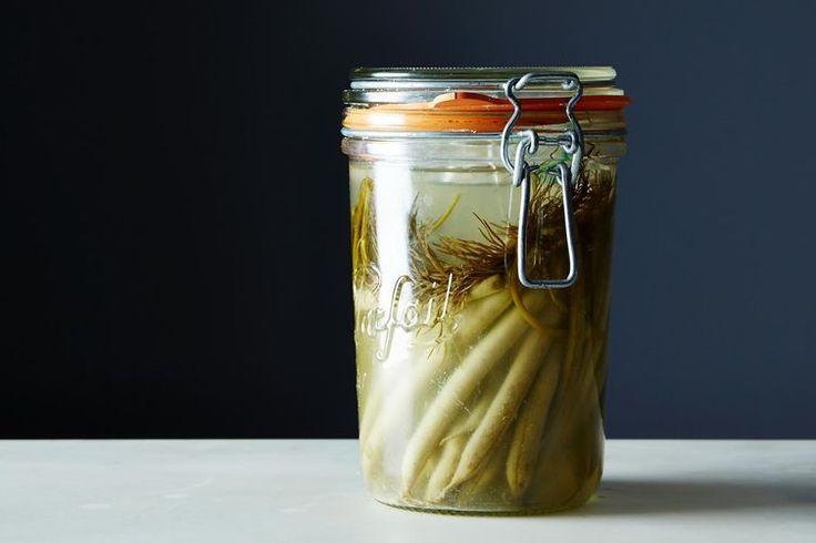 Fantastic Fermented Green Beans recipe on Food52