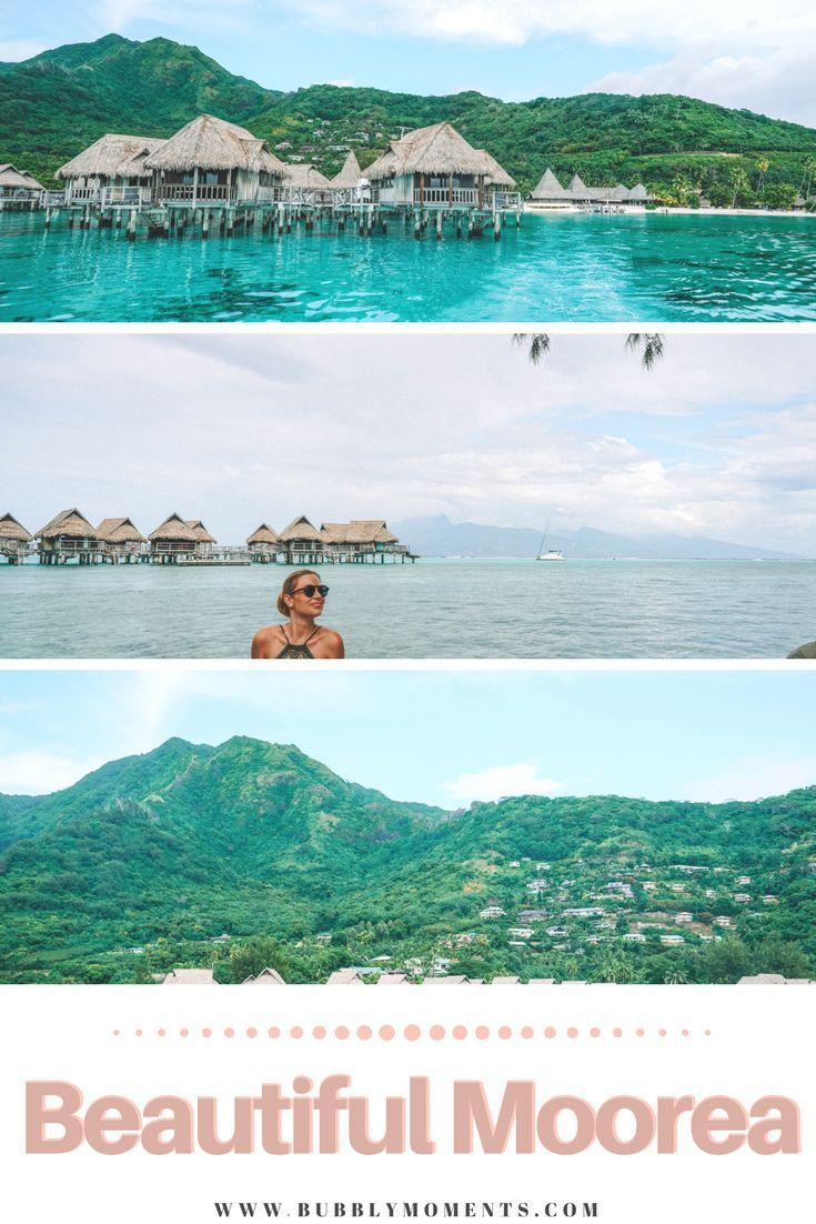 Sofitel Moorea Ia Ora Beach Resort Beautiful Islands