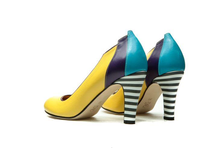 Milenika Shoes | WALKING TREE - Lemon tree - Milenika Shoes