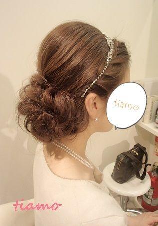美人花嫁さまの4アップスタイル♡リハ編♡ |大人可愛いブライダルヘアメイク『tiamo』の結婚カタログ|Ameba (アメーバ)