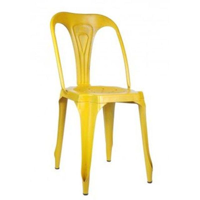 Les 25 meilleures id es concernant chaises de salle manger noires sur pinterest chaises for Chaise haut dossier salle a manger pour deco cuisine