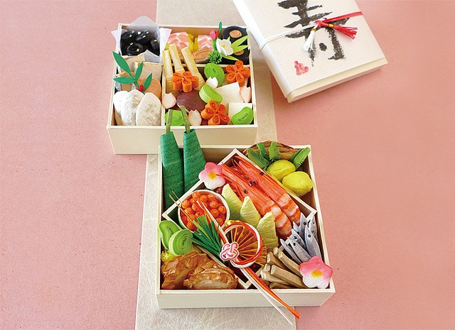 yes this sushi is entirely made out of paper: Japanese Paper Sculpture by Yoko Kogami