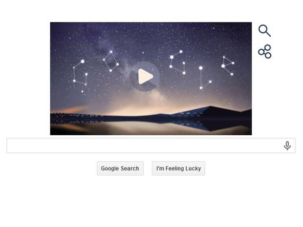 Perseid Meteor Shower 2014: Google Doodle marks one of the great celestial light shows - The Independent