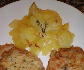 Patata panadera al microondas ( 8 minutos!!)