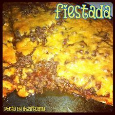 School cafeteria style fiestada. You know you want it.