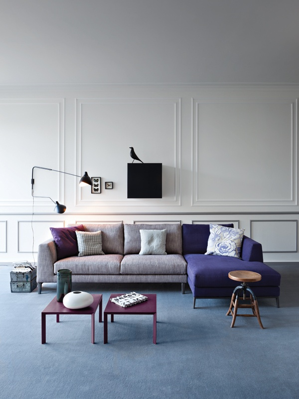 Time sofa by pianca.