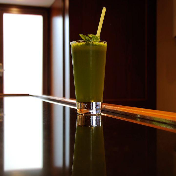 Yaz mevsiminin bu son günlerinde, ev yapımı limonatamızla #yeşil bir serinliğe ne dersiniz?