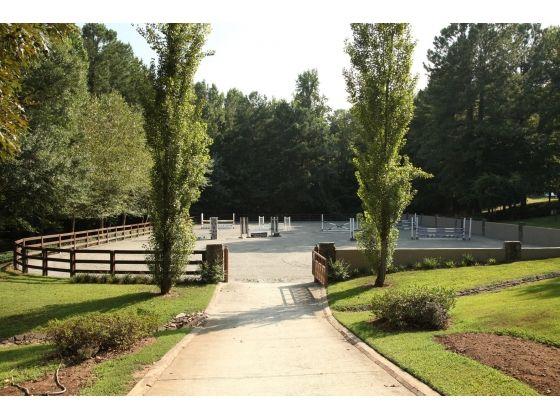 European Country Manor-Horse Farm