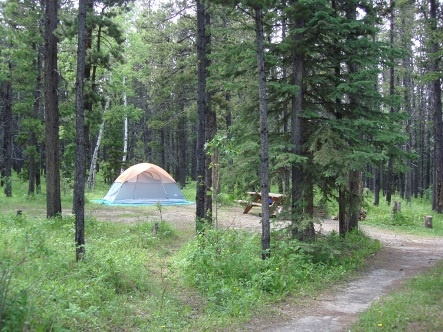 Indian Graves Campground, a nice, secluded cheaper campground to spend a weekend away from the hustle & bustle