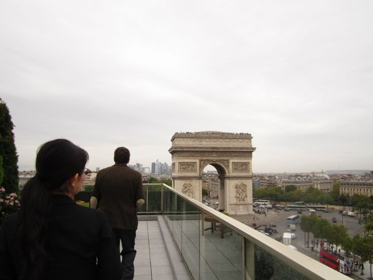 The view from Publicis group