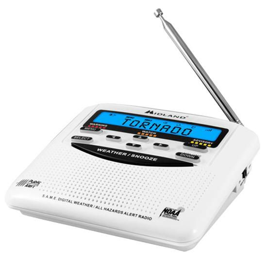 30 Days of Preparing for Spring Storms and the Stinging Heat of Summer Day 3: NOAA-Approved Emergency Weather Alert Radios