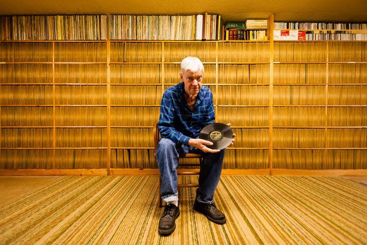 Eilon Paz a photographié les plus incroyables collections de disques de la planète | NOISEY