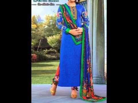 Satrani Fashion - Adorable Salwar Suit For Ethnic Collection