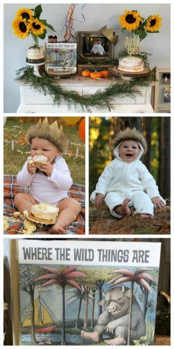 26 where the wild things are party ideas