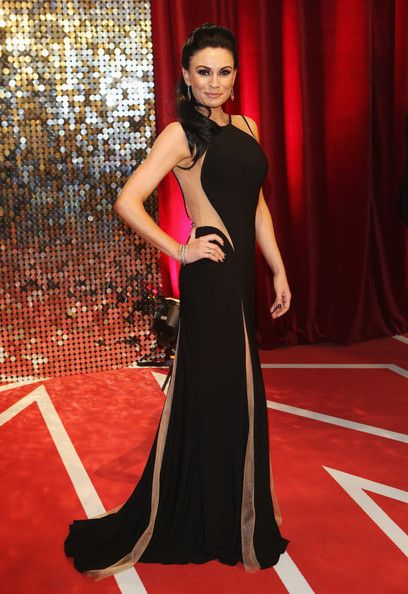Lucy Pargeter no 2013 British Soap Awards #HauteCouture #RedCarpet