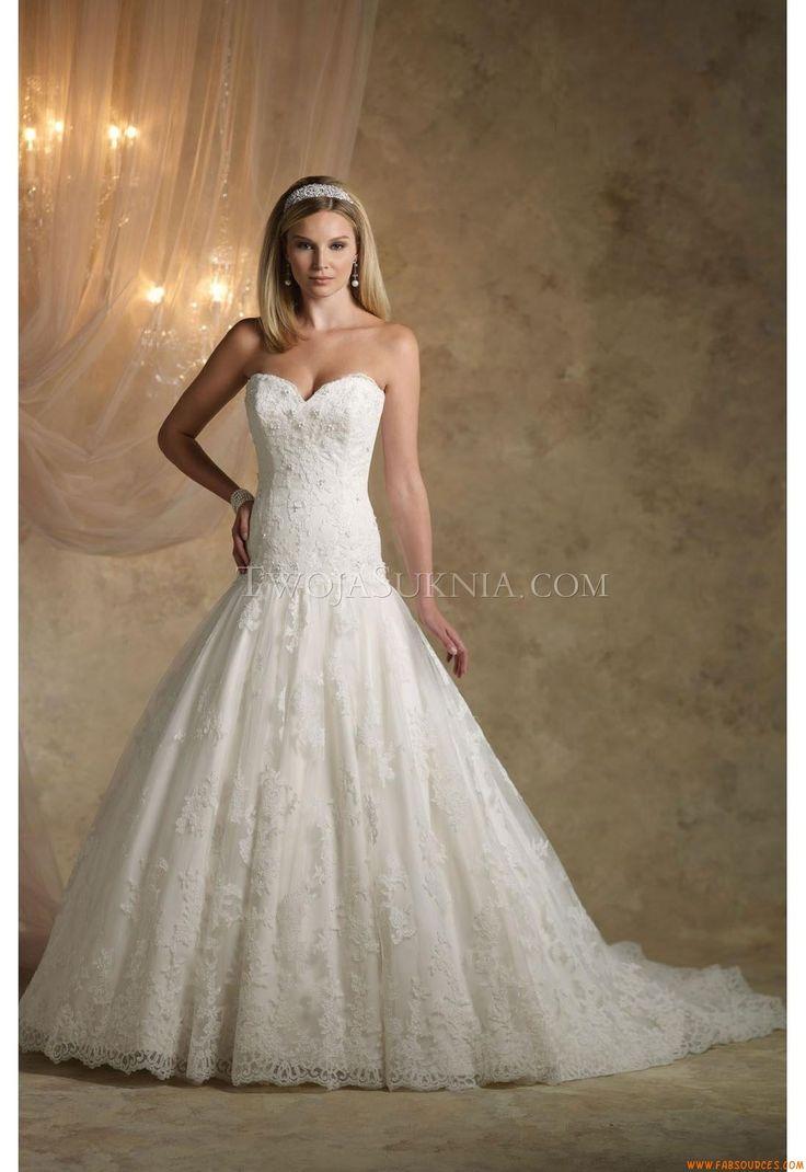 Robes de mariée Mon Cheri KI1313 - Majestic Garden Kathy Ireland